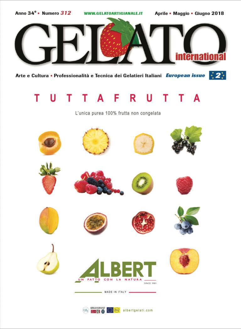 N° 312 APRILE / MAGGIO / GIUGNO 2018