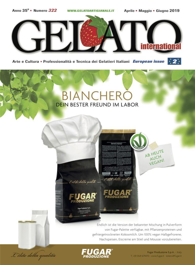 N° 322 APRILE / MAGGIO / GIUGNO 2019